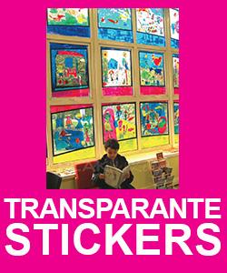 transparante stickers. Black Bedroom Furniture Sets. Home Design Ideas