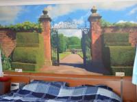 muursticker, groot, slaapkamer