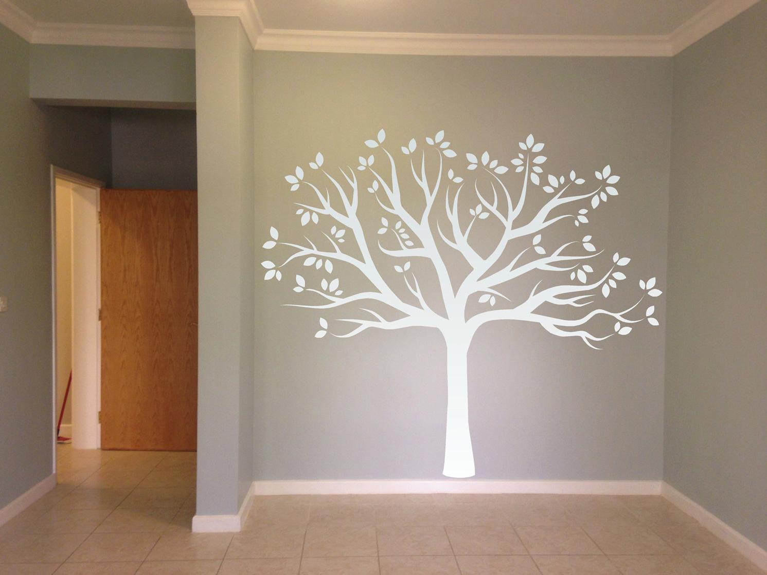 Houten muurdecoratie slaapkamer: elegante slaapkamer met ...