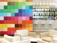 muurstickers, kleuren
