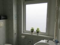 Gesneden raamfolie (1), badkamer